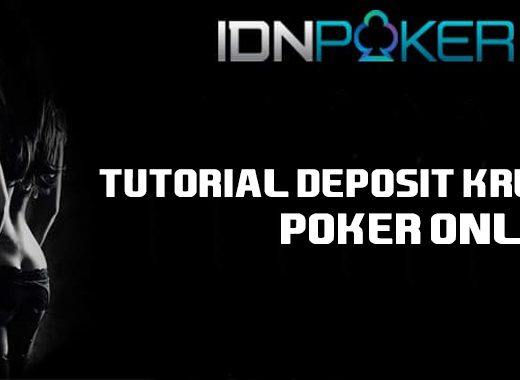 Tutorial Deposit Kredit Poker Online